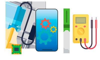 servicio técnicos reparación móviles madrid