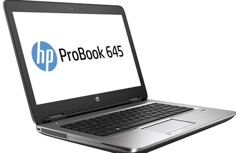Portátil HP Probook 645 G2