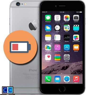 precio cambio bateria iphone 6
