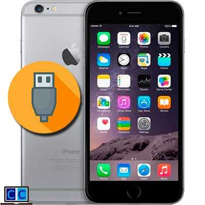 cambiar puerto de carga iphone 6