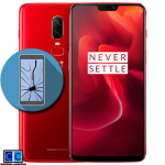cambiar pantalla oneplus 6