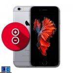 reparar botón volumen y silencio iphone 6s