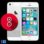 reparar-volumen iphone 5s