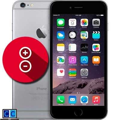 reparar boton volumen iphone 6