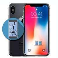 cambiar pantalla iphone x precio