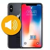 reparar auricular iphone x