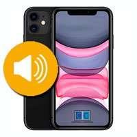 reparar auricular superior iphone 11
