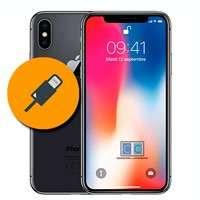 reparar puerto de carga iphone x