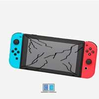 cambiar cristal tactil nintendo switch