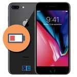 cambiar batería iphone 8 plus