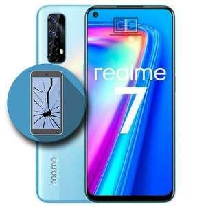 cambio pantalla Realme 7